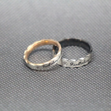 2pcs-Free Engraving,black Ring, promise ring,couple Rings, Lovers rings