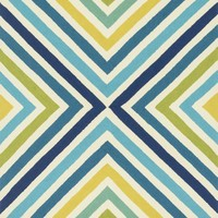Loloi Palm Springs Blue / Green Area Rug