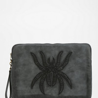 Urban Outfitters - Deena & Ozzy Embroidered Animal Laptop Case