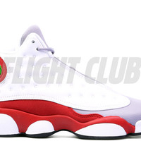 "air jordan 13 retro bg gs ""grey toe"""