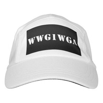WWG1WGA QANON BLACK & WHITE WOMEN'S HAT