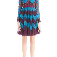 Mary Katrantzou Embroidered Butterfly Dress | Nordstrom
