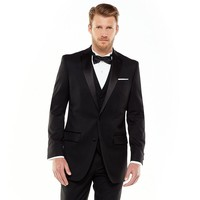 Marc Anthony Slim-Fit Wool Tuxedo