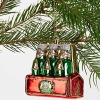 Six Pack Ornament- Multi One