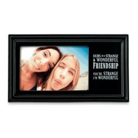 """Strange and Wonderful Friendship"" Frame"