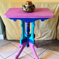 Bohemian Gypsy Antique Stand
