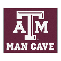 Texas A&M Aggies NCAA Man Cave Tailgater Floor Mat (60in x 72in)