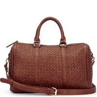 Sole Society Anyta Woven Satchel