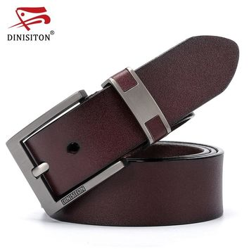 Cow Genuine Leather Belt
