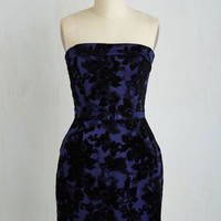 Mid-length Strapless Bodycon Dressy Which Way Dress