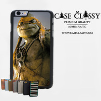 Ninja Turtles Mikey iPhone 6 Case CaseClassy