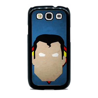 Superman Pattern DC  for Samsung cases