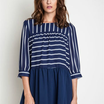 Quintessentially French Dress