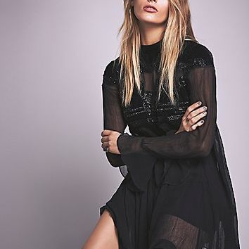 Free People Womens Fall In Love Tonight Dress