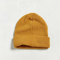 UO Waffle Beanie   Urban Outfitters