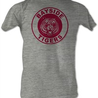 Saved By The Bell Bayside Tigers Shirt | Vintage TV Show T-Shirt