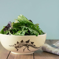ModCloth Critters Fine Dino-ing Bowl