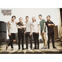 We Came As Romans - Posters - Limited Concert Promo