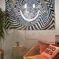 Happydelic Tapestry   Urban Outfitters