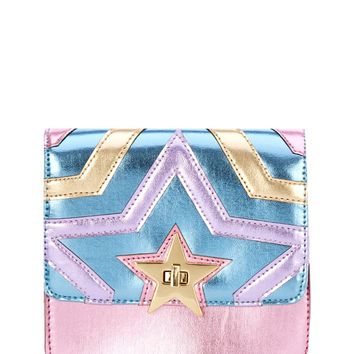 Star Candy Cross Body Bag