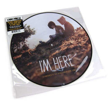 Various Artists: I'm Here A Soundtrack To The Short Film By Spike Jonze (Pic Disc) Vinyl LP (Record Store Day)