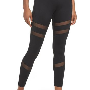 Zella Good Sport High Waist Midi Leggings | Nordstrom