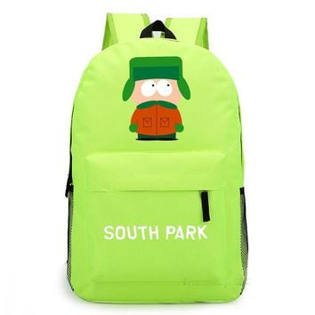 South Park Backpack Laptop Bag School Bag Travelling Shoulder Bag Colors Pick 45x32x13cm