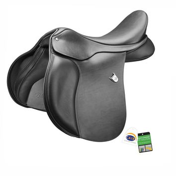 Bates (CAIR) All Purpose Saddle with Heritage Leather