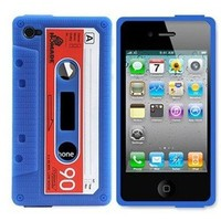 iphone 4 cover,iphone 4s cover,iphone 4 case,iphone 4s case,very cute blue