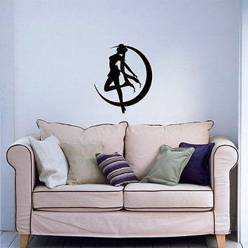 Anime Manga Sailor Moon Wall Art Sticker Decal 071