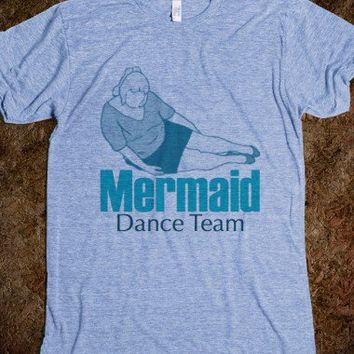 Mermaid Dance Team Tee - Martin Twin Tees and Tanks