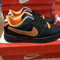 Nike Air Force 1 x Givenchy Unisex Sport Casual Low Help Shoes Sneakers Couple Plate Shoes
