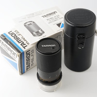 Tamron 70-150mm f3.5 Adaptall 2 Mount Lens Boxed with Instructions & Sky Filter