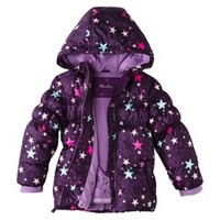Cherokee® Infant Toddler Girls' All Weather Jacket