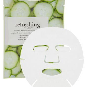 Refreshing Cucumber Face Mask