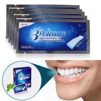 Advanced 3D White Teeth Bleaching  Ultra White Whitening 14 Pairs Professional Teeth Whitening Strips