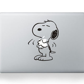 Snoopydecals mac sticker mac macbook decal mac by AppleParadise