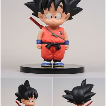 DRAGONBALL COLLECTION Vol.3 Toy Figure - Son Goku  and Chi Chi