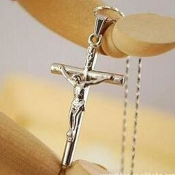 Jewelry Necklaces Pendant Catholic Blessed Goddess 6mm