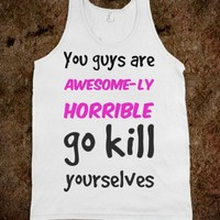 Awesome-ly Horrible