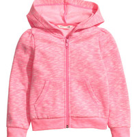 Patterned Hooded Jacket - from H&M