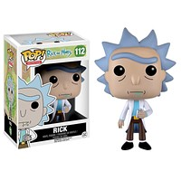 Rick Funko Pop! Animation Rick and Morty