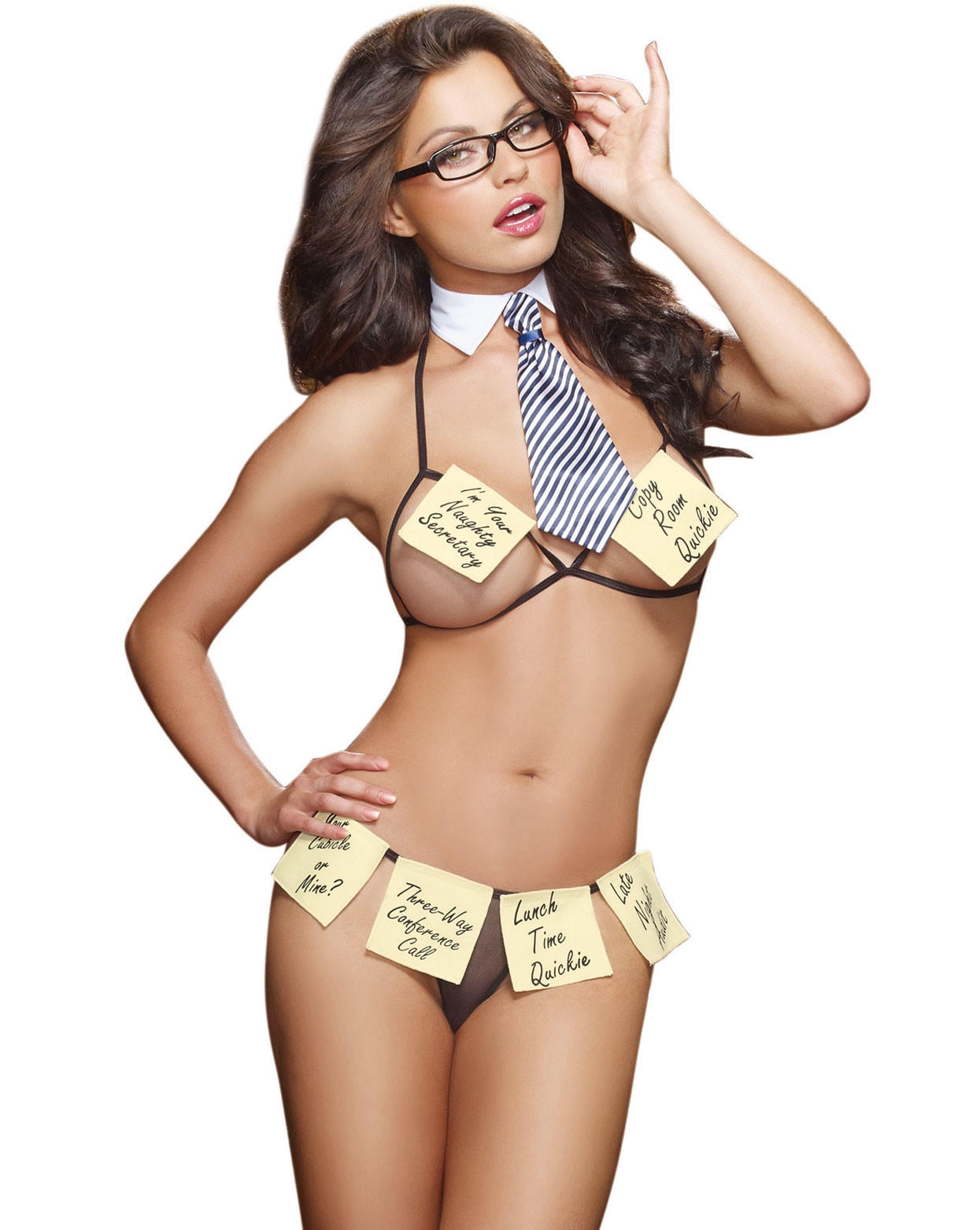 Quot Office Flirt Quot Sexy Secretary Costume From Sexy Does It Buy