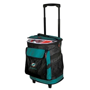 Miami Dolphins NFL Rolling Cooler