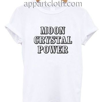 Moon Crystal Power Funny Shirts, Funny America Shirts