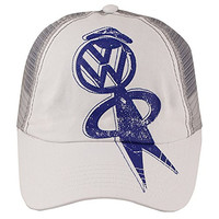 Genuine Volkswagen VW Otto Mechanic Mesh Back Baseball Cap Hat