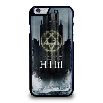 HIM BAND HEARTAGRAM iPhone 6 / 6S Case Cover