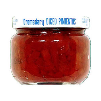 Dromedary Diced Pimentos | 4 Oz. | Other Canned Vegetables