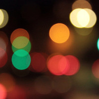 abstract photography sparkle bokeh lights christmas light Paris decor colorful christmas gifts home decor print art 4x6 5x7 6x8 8x10 10x15