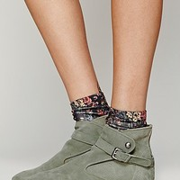 Free People Womens Ties to Simplicity Boot